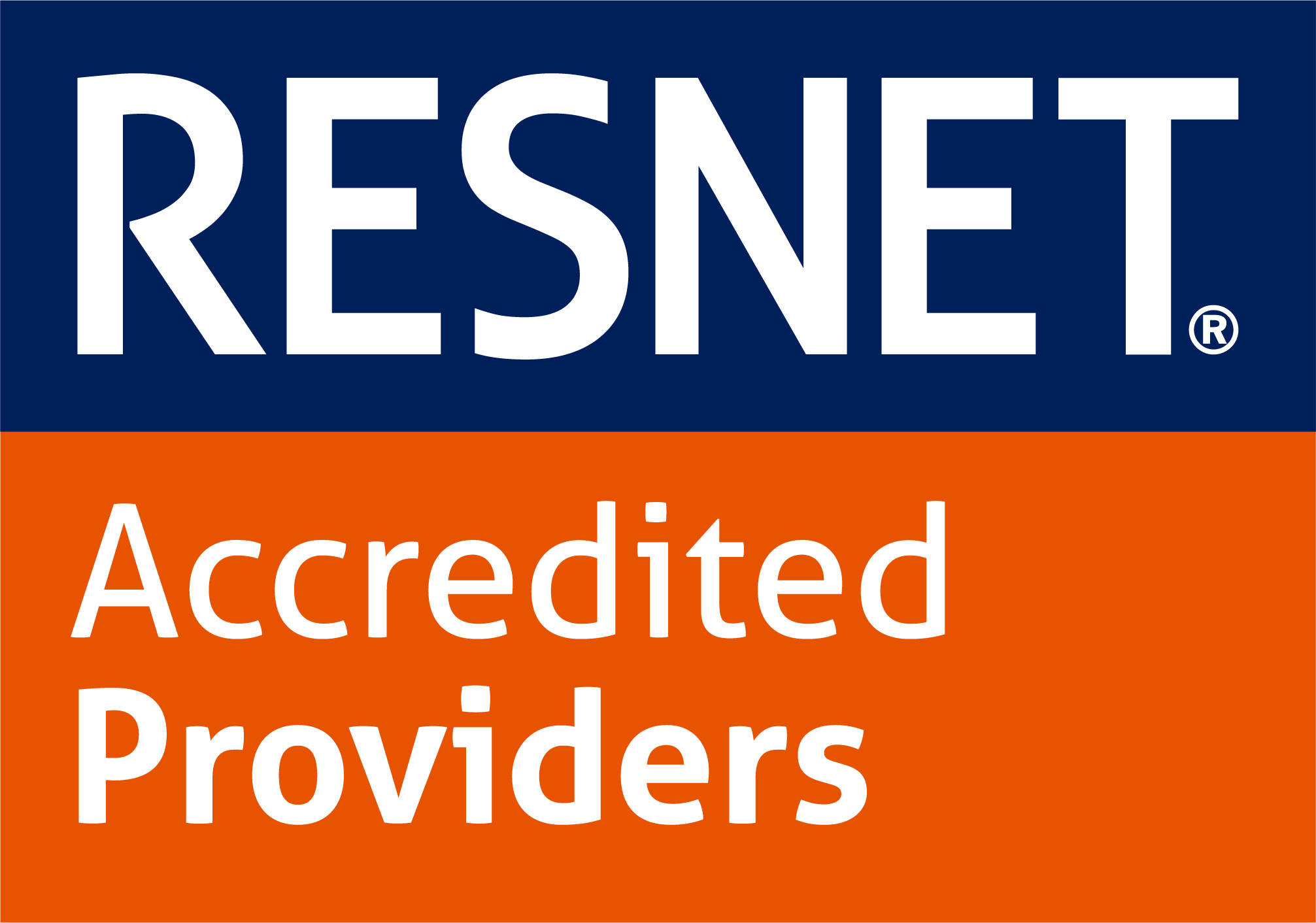 RESNET Accredited Providers Vertical Logo RGB Web Use